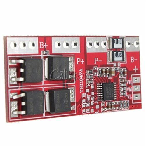 4S Li-ion Batería de litio 18650 Cargador protección junta 15 A 14.4 V 14.8 V 16.8 V