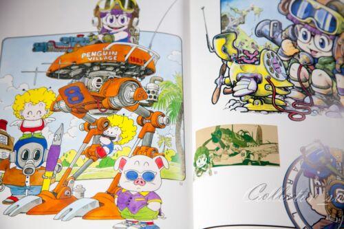 3-7 DaysAkira Toriyama The World Dragon Ball Art Book from JP