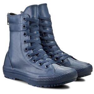 converse hi rise boots