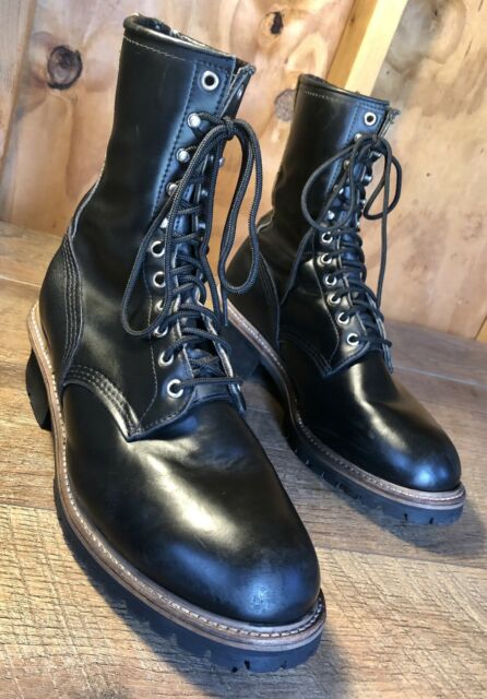 Red wing logger boots