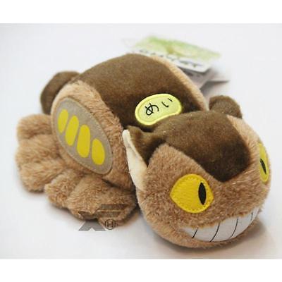 Studio Ghibli Totoro Bust Plush Mini Toy 15cm Soft Cat Bust Doll Gift Toys