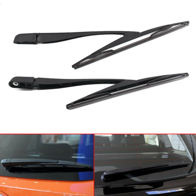 Rear Window Windshield Windscreen Wiper Arm & Blade For Peugeot 206 207