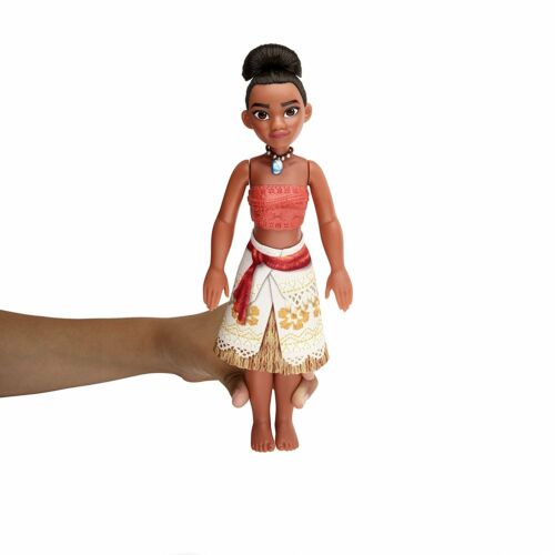 Disney Moana Doll Ocean Explorer Figure Toy Kids Play Wind Up Swimming Action