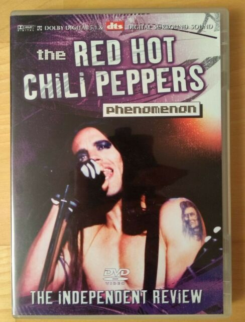 The Red Hot Chili Peppers Phenomenon von Red Hot Chili Peppers