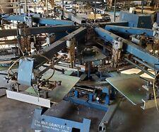 Automatic Screen Printing System Big Equipment Bundle Dryer Exposure System Plus