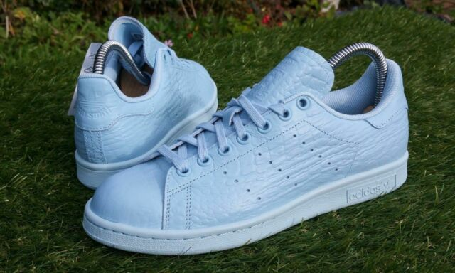 adidas Originals Stan Smith BB3713 Casual Shoes Clear Sky Womens Size 9