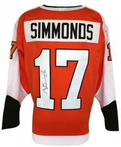 Image is loading Wayne-Simmonds-Signed-Philadelphia-Flyers-Jersey-JSA-NHL- 32bd7f776