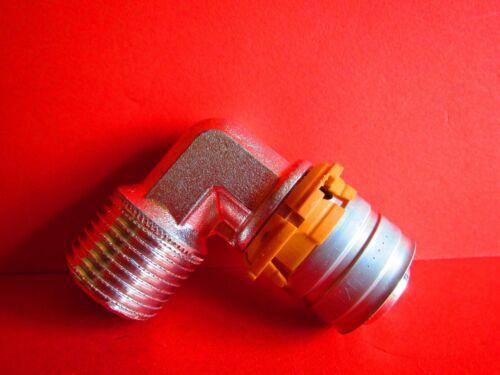 """EDELSTAHL Schlauchstiel Schlauchnippel 1 1//2/"""" x 39 mm"""