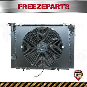 For-HOLDEN-COMMODORE-VB-VC-VH-VK-V8-MT-79-86-Aluminum-Radiator-Fan-Shroud