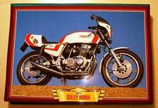 HONDA SEELEY CB750 CB 750 CLASSIC MOTORCYCLE BIKE 1970'S PRINT PICTURE 1977