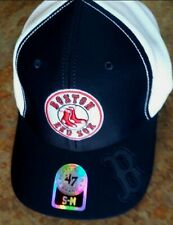 bdfc985e642 MLB 47 BRAND Boston Red Sox Dyer Rockford Closer Stretch Fit Hat ...