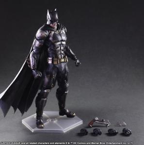 DC Square Enix Jugar Arts Kai Justice League Batman Tactical Suit Acción Figura