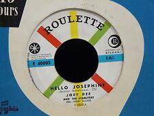 JOEY DREE Hello josephine 40005