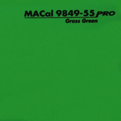 1 M (13,95 €/m) auto, voiture voiture film vert prairie brillant 61,5 CM