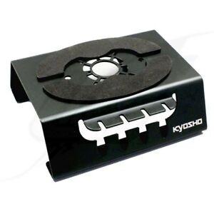 [ITA] Stand porta modello Kyosho nero - 36228BK