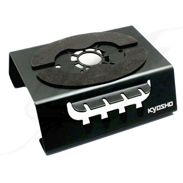 Stand porta modello Kyosho nero - 36228BK