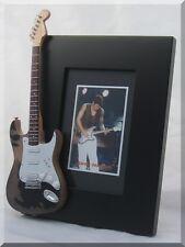 JOHN MAYER  Miniature Guitar Frame  Monster Relic