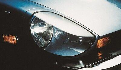 Datsun 240Z 260Z 280Z 1970-78  S30 Headlight Covers Set Cover Clear NEW 594