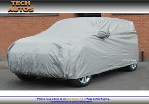 ON  HEAVY DUTY WATERPROOF CAR COVER COTTON LINED RANGE ROVER EVOQUE 2011