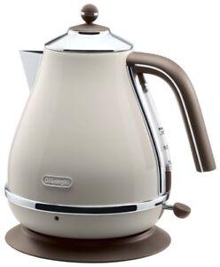 Delonghi-Electric-kettle-1-0L-ICONA-Vintage-Collection-KBOV1200J-BG-Dolce-Beige