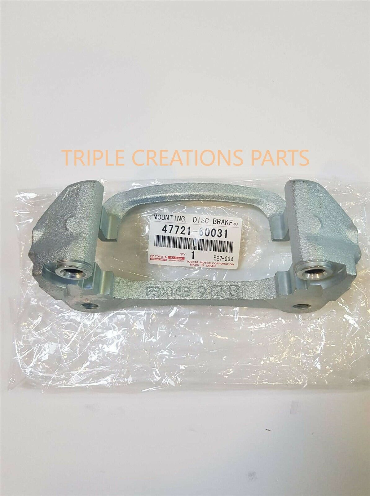 RH//LH 47721-60031 REAR DISC BRAKE CYLINDER 4772160031 Genuine Toyota MOUNTING