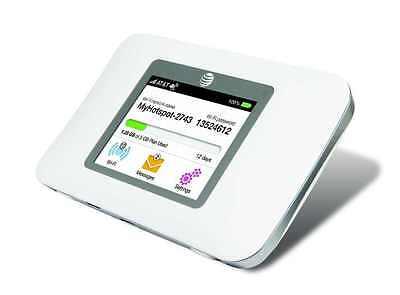 Unlocked White Sierra Wireless Netgear Unite 4G LTE Mobile Hotspot 770S Global