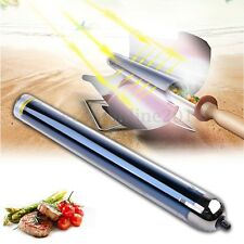 Solar Oven/Stove Evacuated Glass Vacuum Tube Cooker BBQ Camping Outdoor Grill