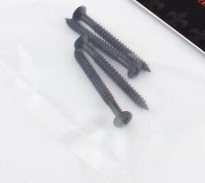 Set-of-12-black-screws-for-neck-plate-brand-new-amazing-quality