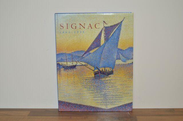 Signac 1863-1935 - Anne Distel / Marina Ferretti-Bocquillon - YUP H/B 2001 (PW)