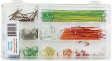 Elenco 350pc Pre-formed Jumper Wire Kit Science Kits