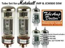 TUBE AMP DOCTOR Tube Set complement for Marshall JMP, JCM800 50W guitar amp
