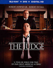 The Judge (Blu-ray + DVD) Blu-ray