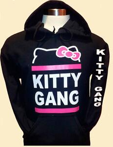 Kitty Gang Sweatshirt For Sale 61
