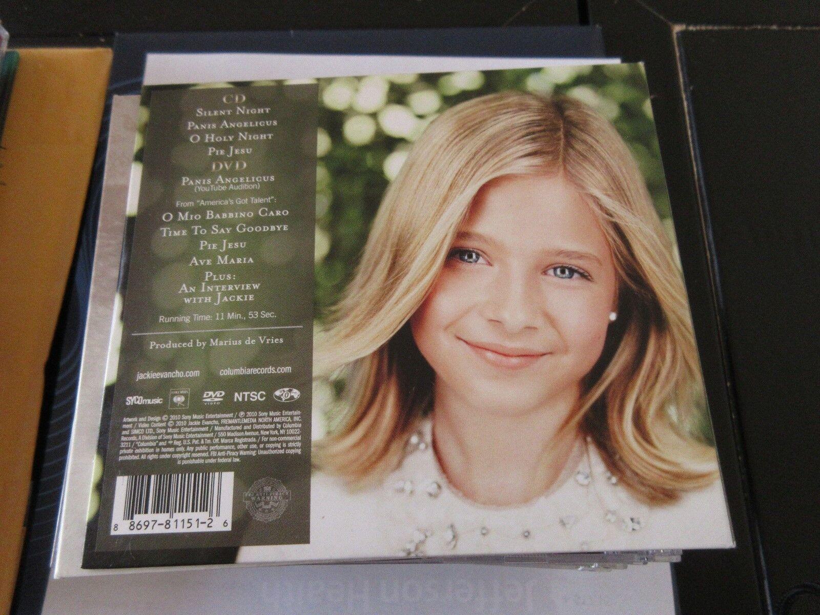 Jackie Evancho , O Holly Night , CD