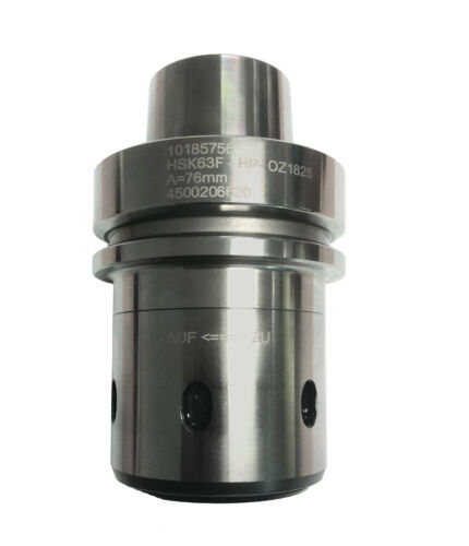 AKE Spannzangenfutter HP HSK 63F inkl Masterclamp Montagevorrichtung