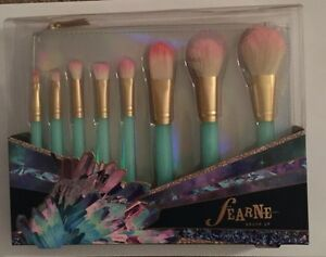 Fearne Cotton Travelling Beauty Collection 8 Piece Makeup Brushes ...