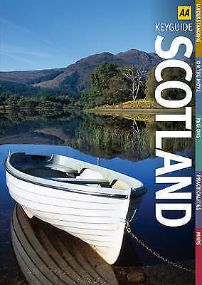 1 of 1 - AA Publishing, Scotland (AA Key Guides Series) (AA Road Map Britain), Very Good