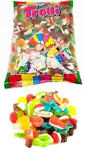 Trolli-Groovy-Mix-2kg-Candy-Buffet-Gummy-Lollies-Sweets-Lolly-Party-Favors-Fresh