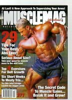 MUSCLE MAG INTERNATIONAL MAGAZINE - December 2004