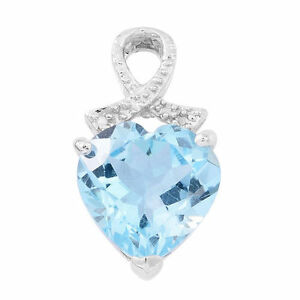 Sky-Blue-Topaz-Solitaire-Heart-Pendant-in-Rhodium-Plated-S-Silver-5-500-Ct