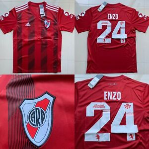 Home Plate 2020.Details About River Plate 2020 Home Jersey Always 24 Enzo Perez Size M Free Shipping 1 3 Day
