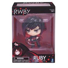 """RWBY """"RUBY ROSE"""" 3.75"""" VINYL FIGURE - JAZWARES ROOSTER TEETH"""