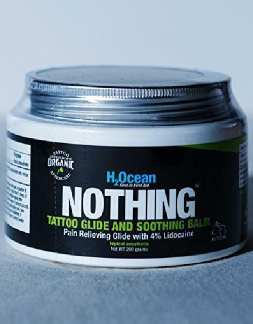 H2Ocean Nothing Tattoo Glide And Soothing Balm W/Lidoca