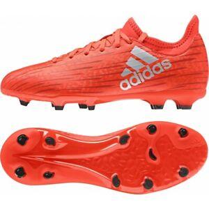 Adidas X16.3 FG Orange/Silver Kids