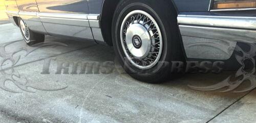 "1991-1996 Buick Roadmaster Rocker Panel Trim Body Side Molding FL 12Pc 6/"""