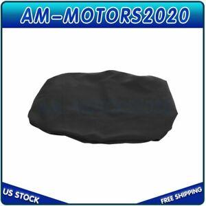 Center Console Armrest Carbon Fiber Cushion Mat Pad Cover Universal New