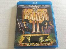 Evil Dead II 2: Dead by Dawn (Blu-ray Disc, 2007)