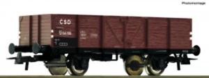 Roco-76854-HO-Gauge-CSD-Open-Wagon-III