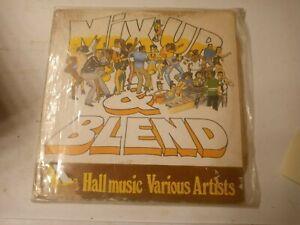 Mix Up & Blend - Various Artists - Vinyl LP