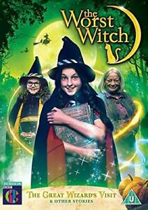 The-Worst-Witch-The-Great-Wizard-039-s-Visit-And-Other-Stories-DVD-Region-2